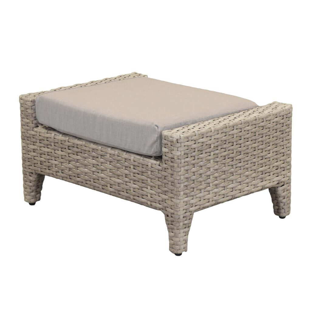 Grand Stafford Rectangular Ottoman
